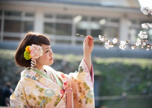 『桜 WEDDING PHOTO』