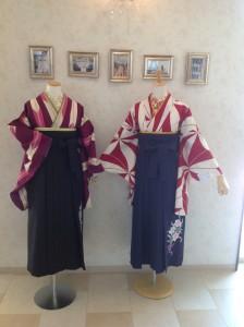 『ハイカラ袴スタイル』