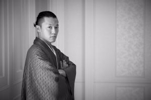 男の紋付袴★☆