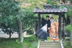 『日本の花嫁姿を写真で・・』