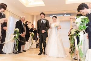 プライベートウェディング~少人数の結婚式 H様・S様~