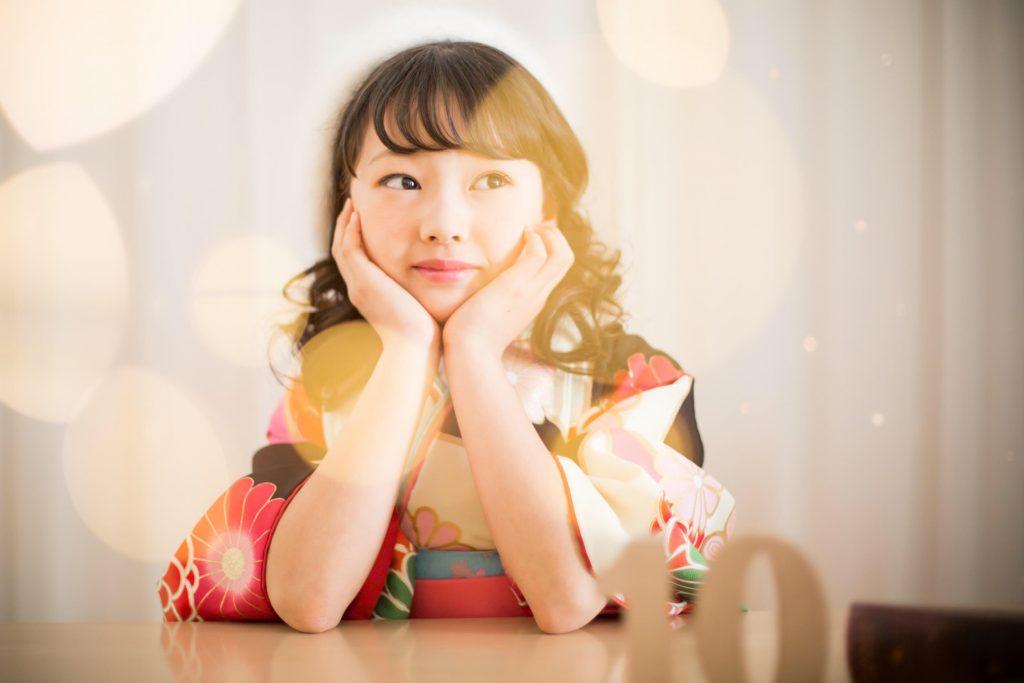 1/2成人式 ~十歳(ととせ)の祝い~