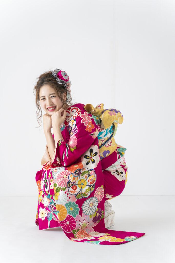 成人式振袖展〜ママふり・アネふりフォトプラン〜